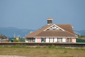 Pantri Bach Cafe At Pensarn, Abergele, Couple Of Minutes Walk Of Castle Cove Caravan Park