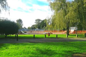 Skate Park at Pentre Mawr Park, Abergele, Nr Castle Cove Caravan Park
