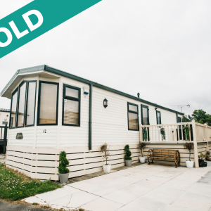 Now Sold - 2006 Willerby Aspen 36ft x 12ft 2 Bedroom Static Caravan Holiday Home at Castle Cove Caravan Park in Pensarn Abergele