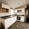 2016 Willerby Peppy 35ft x 12ft - 2 bed for sale at Castle Cove Caravan Park in Abergele North Wales - Kitchen