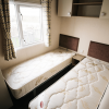 2017 Carnaby Oakdale 35ft x 12ft - 2 bed for sale at Castle Cove Caravan Park in Abergele North Wales - Twin Bedroom