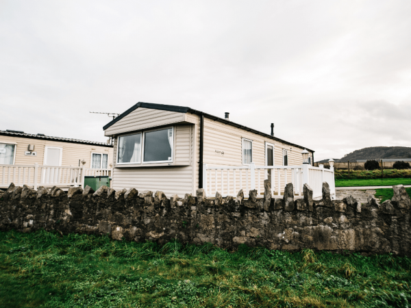 2016 Willerby Peppy 35ft x 12ft - 2 bed for sale at Castle Cove Caravan Park in Abergele North Wales - Exterior