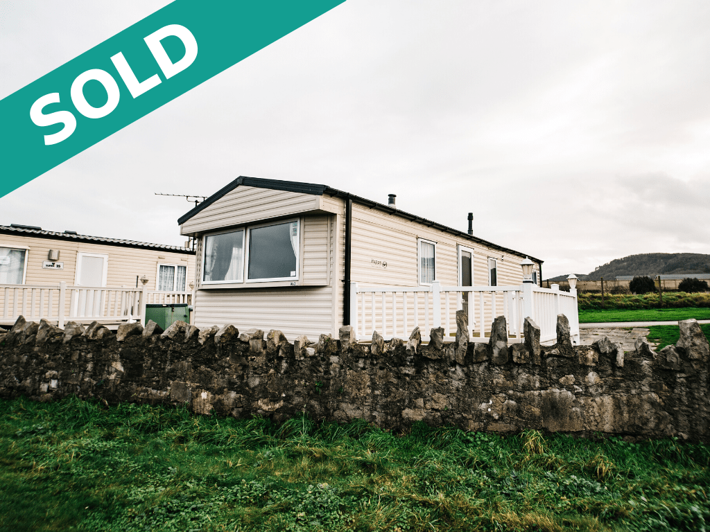 2016 Willerby Peppy 35ft x 12ft - 2 bed for sale at Castle Cove Caravan Park in Abergele North Wales - Exterior - sold