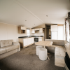 2016 Willerby Peppy 35ft x 12ft - 2 bed for sale at Castle Cove Caravan Park in Abergele North Wales - Open plan