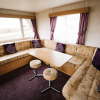 2011 Delta Santana 28ft x 12ft - 2 bed for sale at Castle Cove Caravan Park in Abergele North Wales - Lounge view
