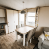 2017 Carnaby Oakdale 35ft x 12ft - 2 bed for sale at Castle Cove Caravan Park in Abergele North Wales - Dining area